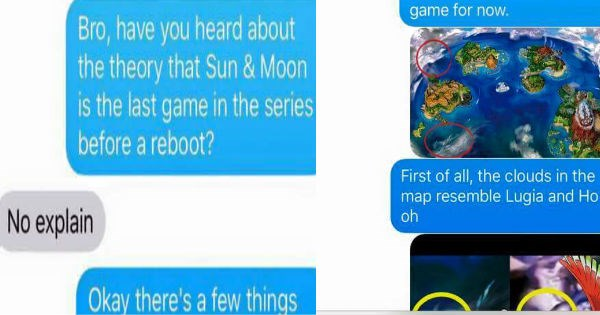 Conspiracy Theory Pokémon video games pokemon sun and moon - 937221