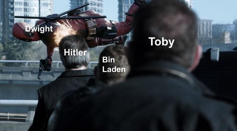 Transport - Dwight Toby Hitler Bin Laden