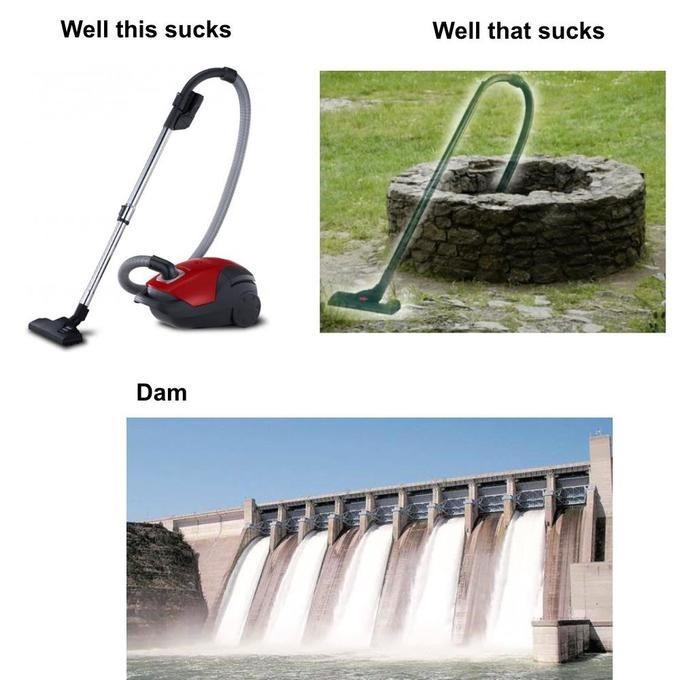 Product - Well this sucks Well that sucks Dam