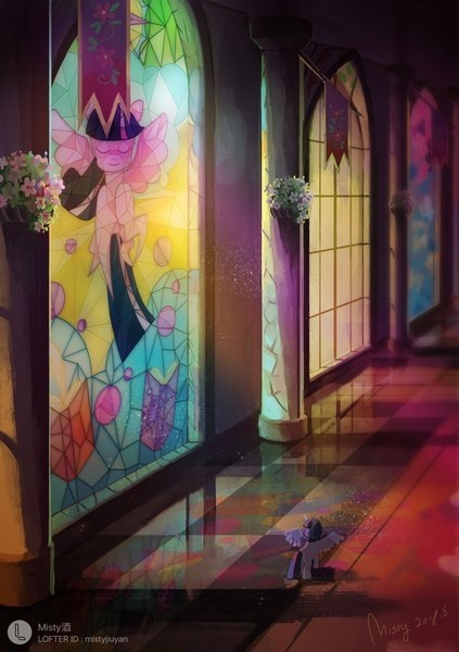 twilight sparkle wine misty - 9373083904