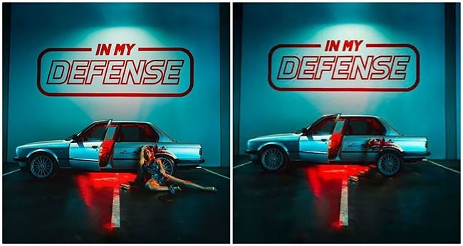 Vehicle - IN MY IN MY DEFENSE DEFENSE