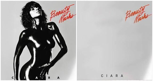 Album cover - Baauty Brnuty C A R A CIARA