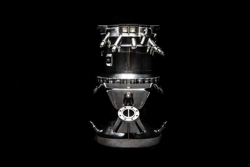 picture 3d printed metal rocket part relativity spaces