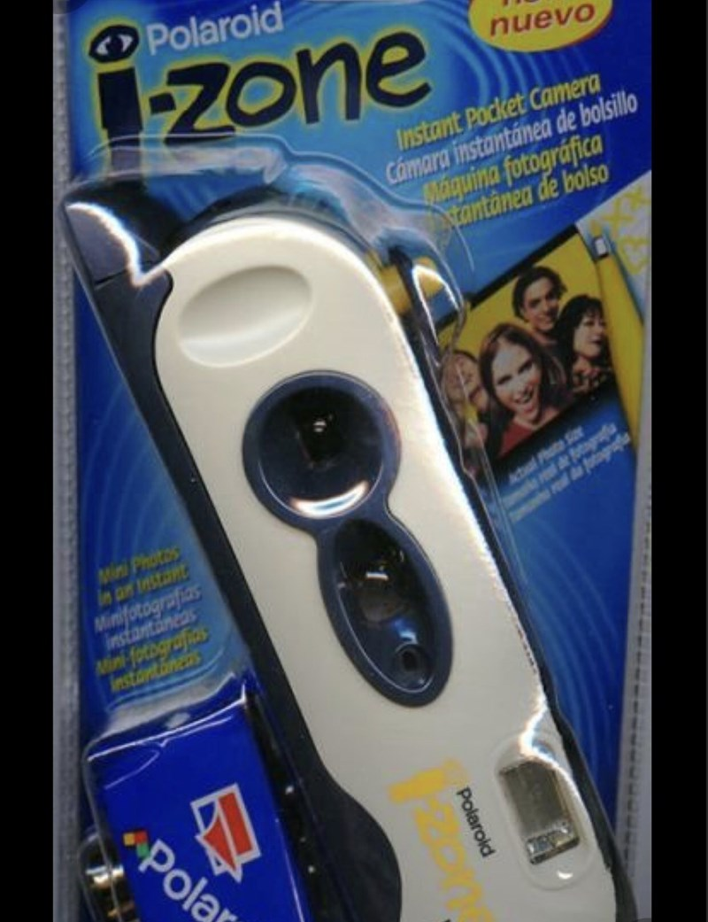 Polaroid Zone nuevo Instant Pocket Camera Camara instantánea de bolsillo Maquina fotográfica tantânea de bolso Mini Photos anstant Minifotografias instantaneas Mini fotografias instantn Polaroid Pola