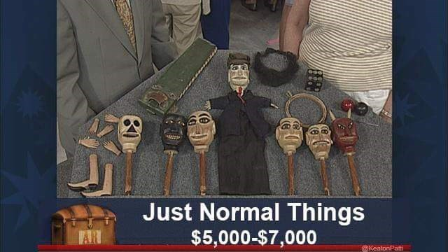 Just Normal Things $5,000-$7,000 @KeatonPatti