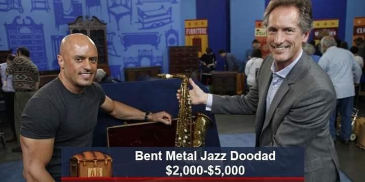 News - FIRNITE CL Bent Metal Jazz Doodad $2,000-$5,000 AR