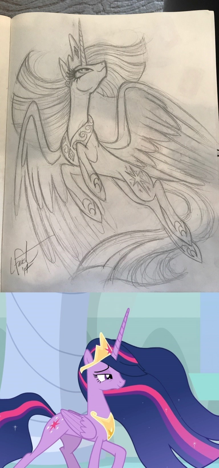 lauren faust twilight sparkle the last problem - 9375423488