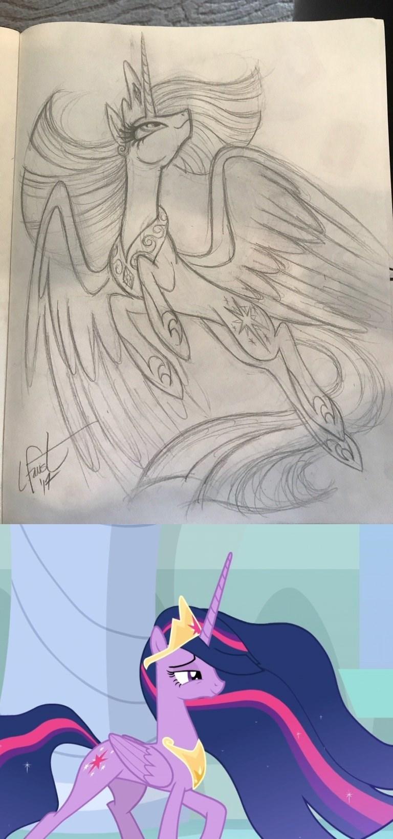 lauren faust twilight sparkle the last problem - 9375423488