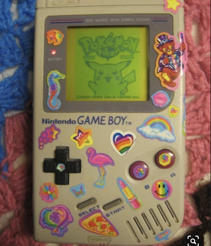 Game boy - ONDOS OIS HM SATTERY Nintendo GAME BOY SELECT START