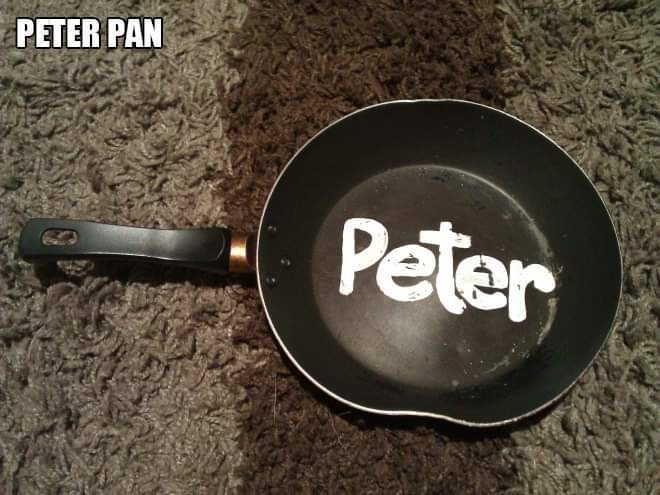 Frying pan - PETER PAN Peter