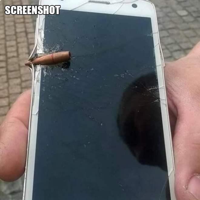 Mobile phone - SCREENSHOT