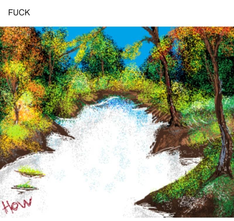 Natural landscape - FUCK HoW H