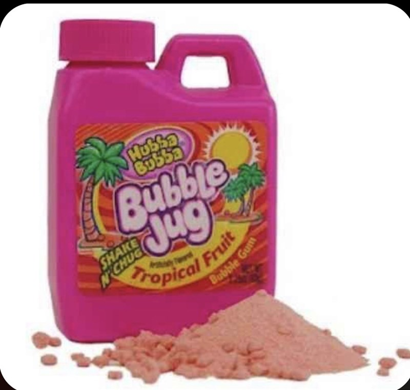 Pink - Bubble J49 Fropical Fruit SHAK Bubble Gum
