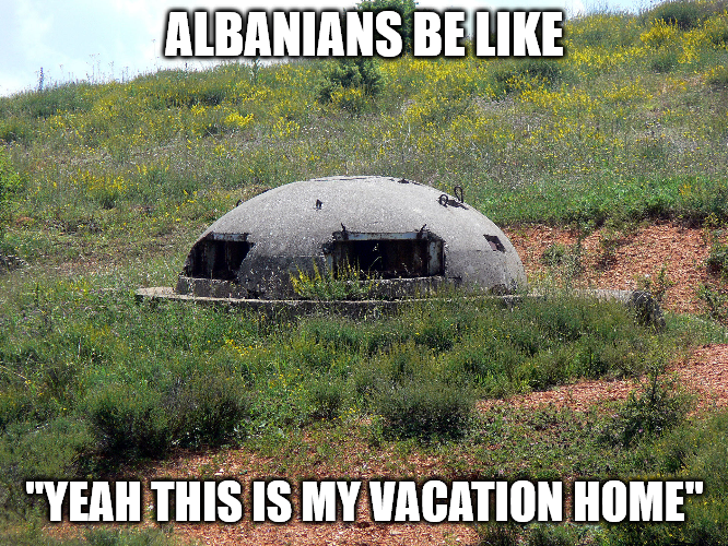 Biome - ALBANIANS BELIKE YEAH THIS IS MY VACATION HOME