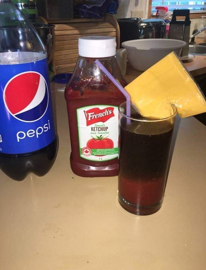 Drink - French's pepsi fomate KETCHUP A fomates 1L