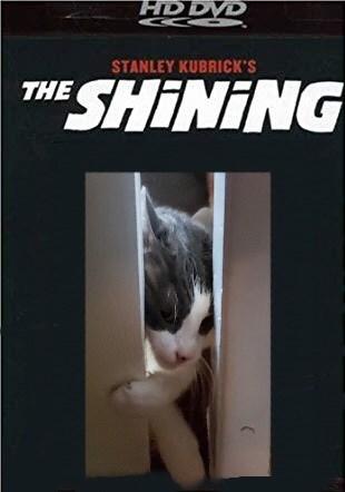 Cat - HD DVD STANLEY KUBRICK'S ESHINING THE