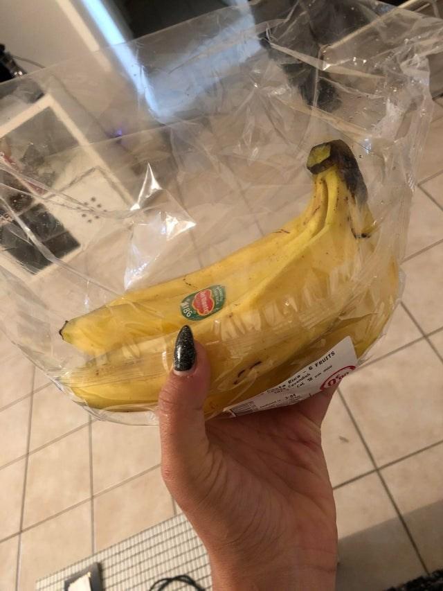 Banana - e 6 FRUITS