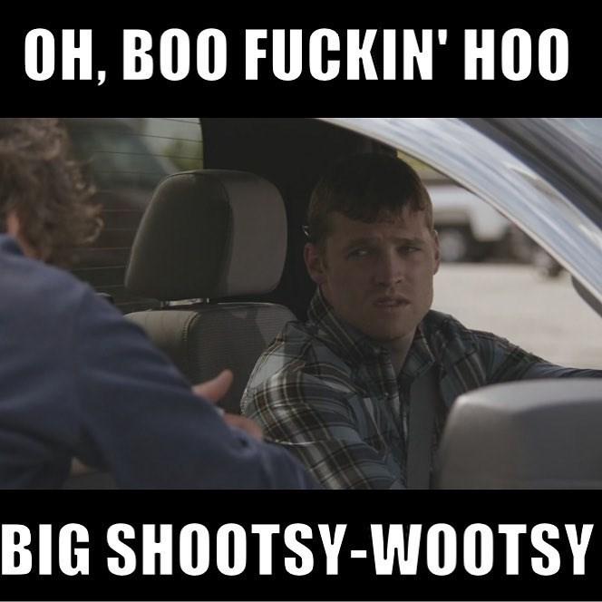 Motor vehicle - он, ВОO FUCKIN' HO BIG SHOOTSY-WOOTSY