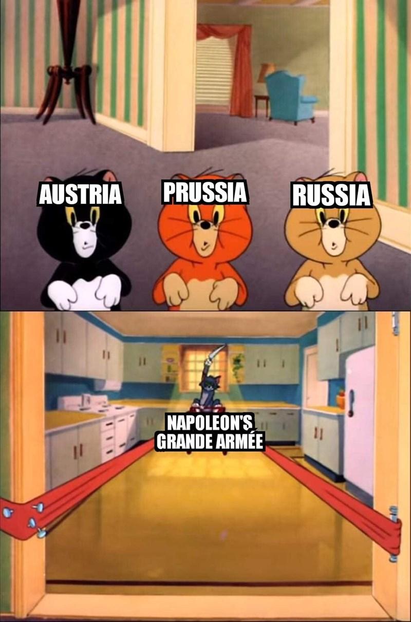 Bowling - RUSSIA PRUSSIA AUSTRIA NAPOLEON'S GRANDE ARMÉE 11