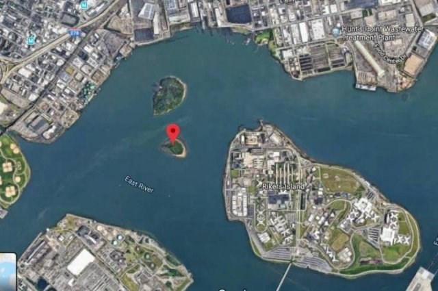 Island - Hunts Point Wastewater Treatment Plant Rgersisland East River Cood xx HiKE