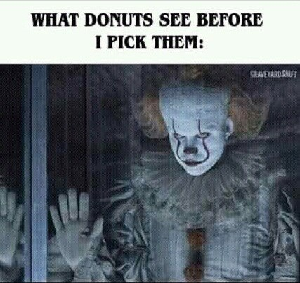 Text - WHAT DONUTS SEE BEFORE I PICK THEM: GRAVEYARD SNFT