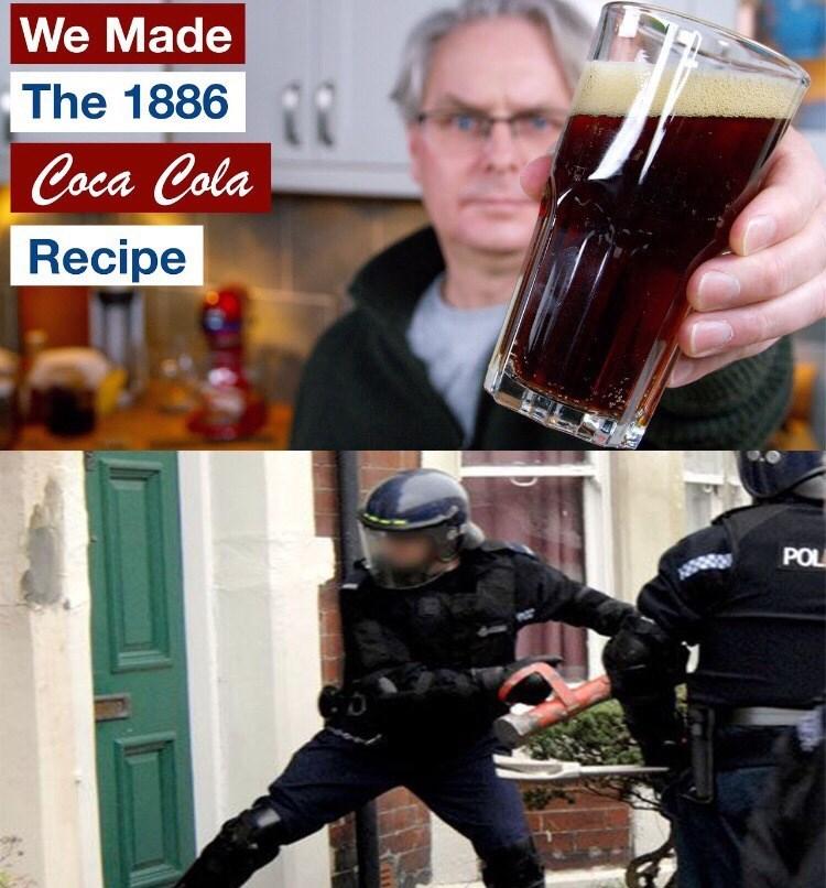 Drink - We Made The 1886 Coca Cola Recipe POL