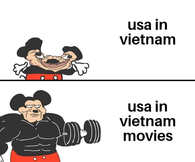 Cartoon - usa in vietnam usa in vietnam movies