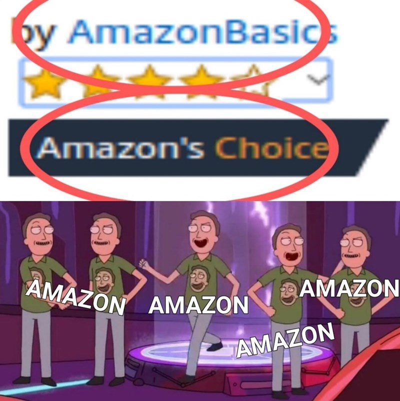 Performance - by AmazonBasics Amazon's Choice ( D) AMAZON AMAZON AMAZON AMAZON