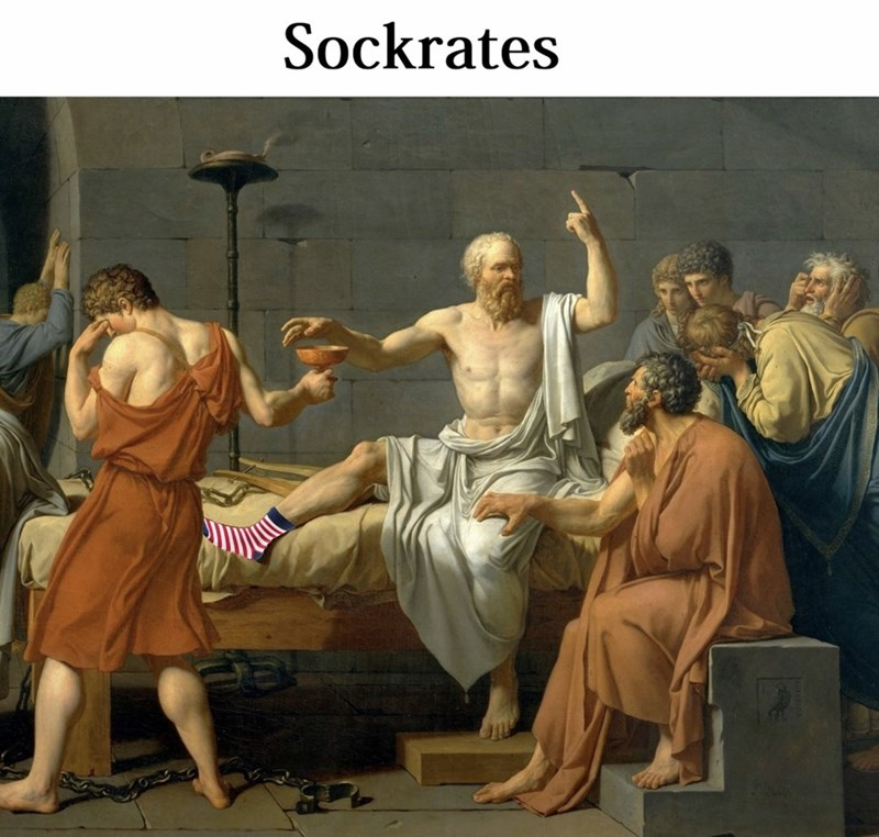 Mythology - Sockrates