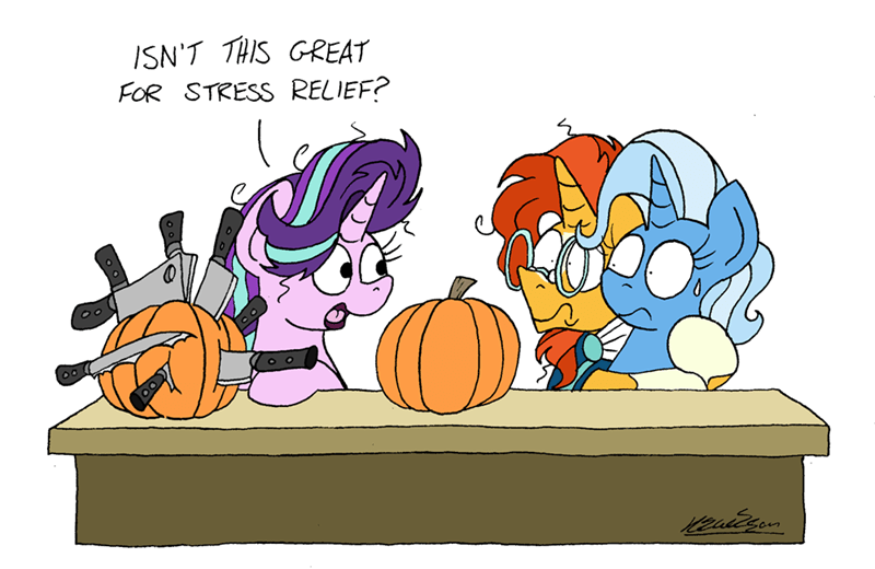 the great and powerful trixie sunburst halloween bob the dalek starlight glimmer - 9380606464