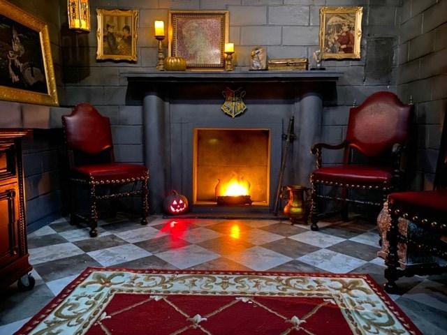 Fireplace - తాన్తా