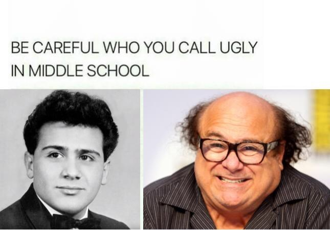 Face - BE CAREFUL WHO YOU CALL UGLY IN MIDDLE SCHOOL