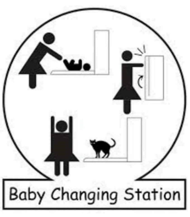 Font - Baby Changing Station