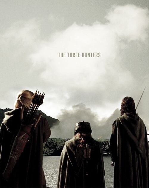 Sky - THE THREE HUNTERS