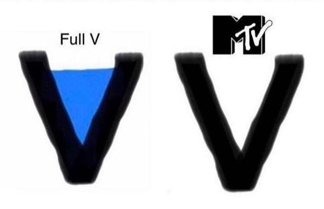 Black - Full V