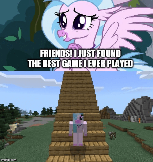 silverstream screencap Memes minecraft hippogriff - 9383157248