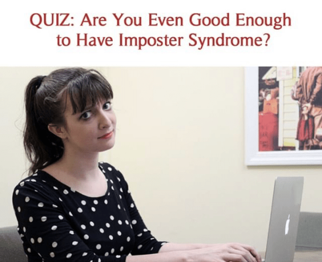 Hair - QUIZ: Are You Even Good Enough to Have Imposter Syndrome?