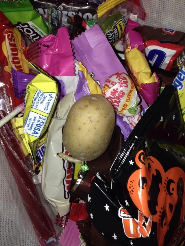 Junk food - GREEN APPLE JOLL 60642 get -up ELAVOR M Pensz AQU DUM- ERRY ED BYT tin iouch: USA Call/Text 800-310-0412 utterfinger.com with globally SOurced inarediente