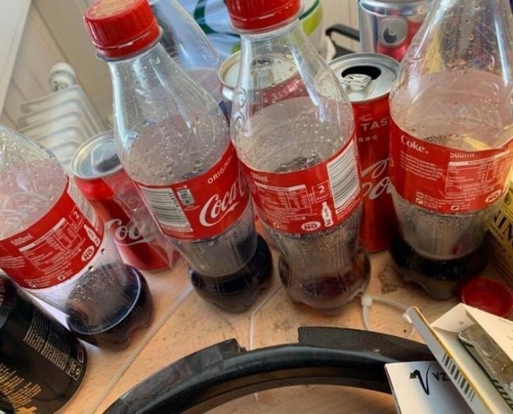 Drink - TAS Coke S Cood 500ml IN ON