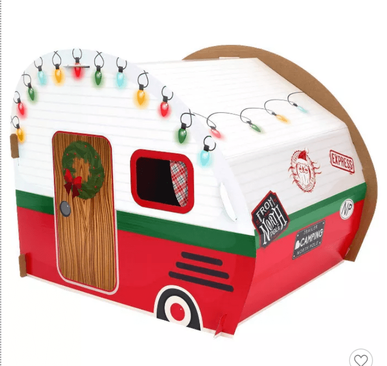 Product - EXPRESS NP TRALER &CAMPING NORTH POLE HorY