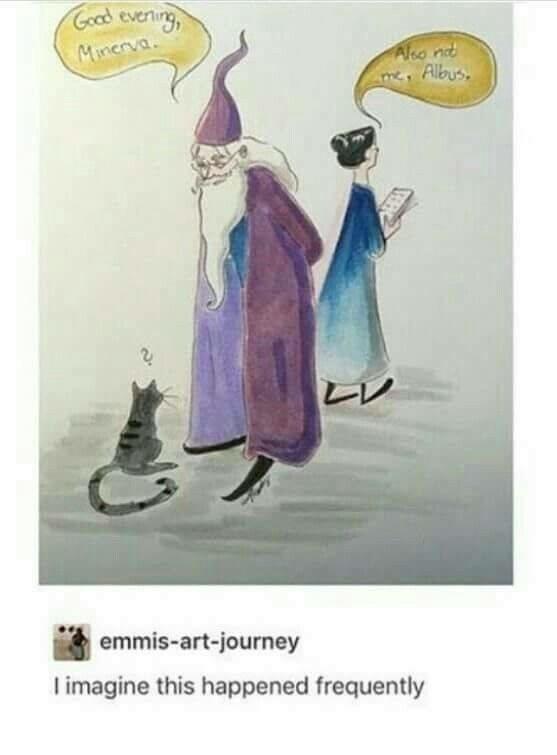 Cartoon - Goad Minerva Aleo nd mAlbus LV emmis-art-journey I imagine this happened frequently