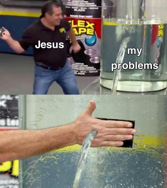 Water - BLACK LEX APE Jesus my problems
