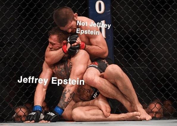 Mixed martial arts - 0 Not Jettrey Epstein Jeffrey Epstein