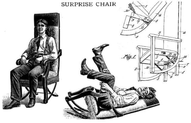 Cartoon - SURPRISE CHAIR igL