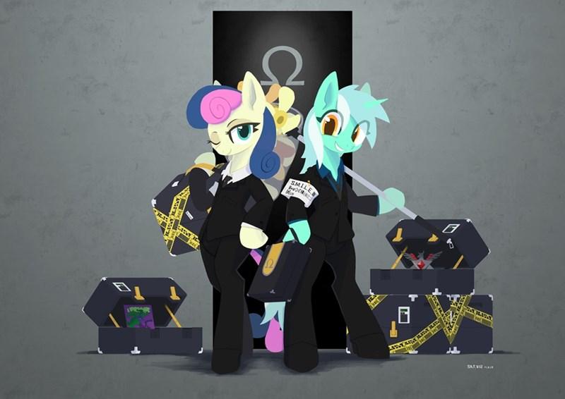 magic duel lyra heartstrings satv12 mane-iac power ponies bon bon - 9386450176