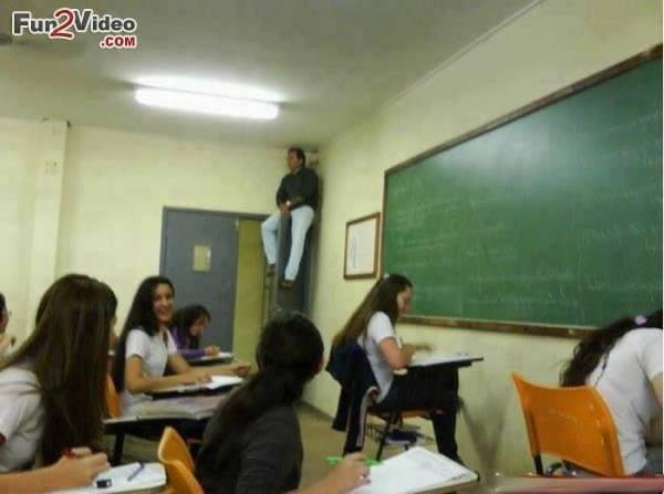 Classroom - Fur2Video COM