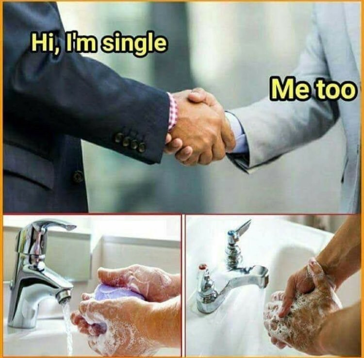 Skin - Hi, m single Me too