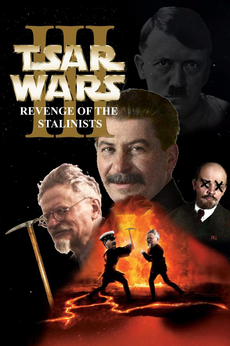 Movie - TSAR WARS REVENGEOF THE STALINISTS