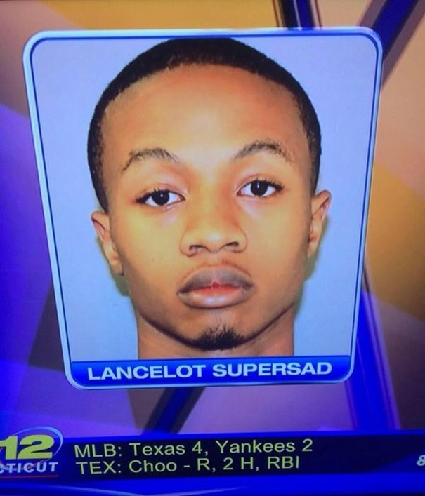 Face - LANCELOT SUPERSAD 12 TICUT TEX: Choo R, 2 H, RB1 MLB: Texas 4, Yankees 2
