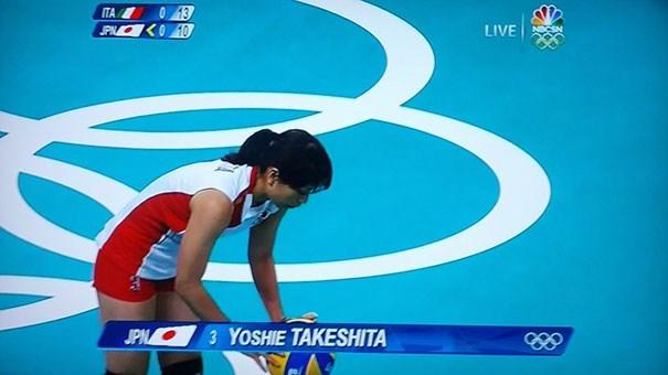 Sports - 0 13 K0 10 ITA PN LIVE JPNO 3 YOSHIE TAKESHITA